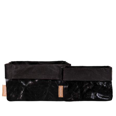 Organizer kolor czarny rozmiar  L (OP 1524) wymiary 15 cm x 21 cm x 13/19* cm