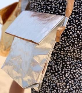 Torba  PAPEDA (TP 2013) srebrna