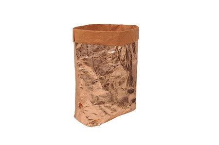 Worek różowe złoto  XXL (WP 1708)